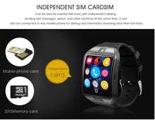 Load image into Gallery viewer, Bluetooth Smart Watch With Camera