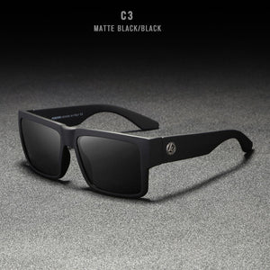 Polarized UV400 Anti-Reflective Sunglasses