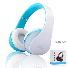 Load image into Gallery viewer, Wireless Bluetooth Headphones Stereo Sport Earphone Microphone