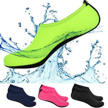Load image into Gallery viewer, Water Shoes Aqua Swimming Non-slip Seaside Beach
