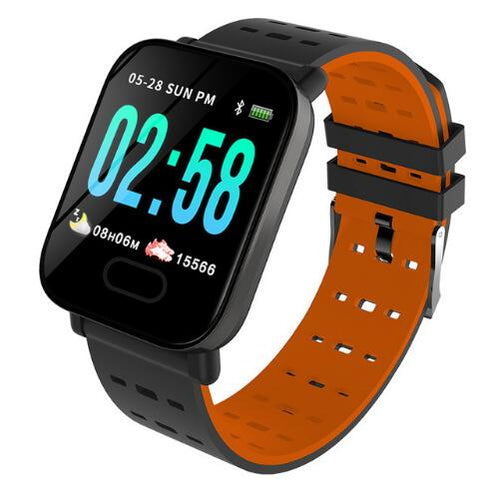 Smart Watch Heart Rate Monitor Sport Fitness Tracker Blood Pressure