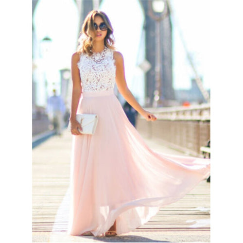Women's Bohemian Maxi Fashion Sundress