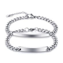 Load image into Gallery viewer, Chain & Link Fashion Bracelet