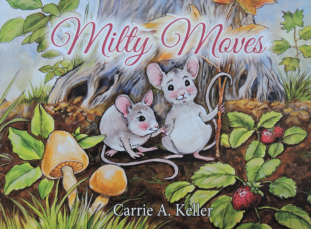 Mity Moves - Children's Book