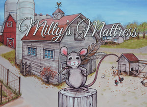 Milty's Mattress - Children's Book