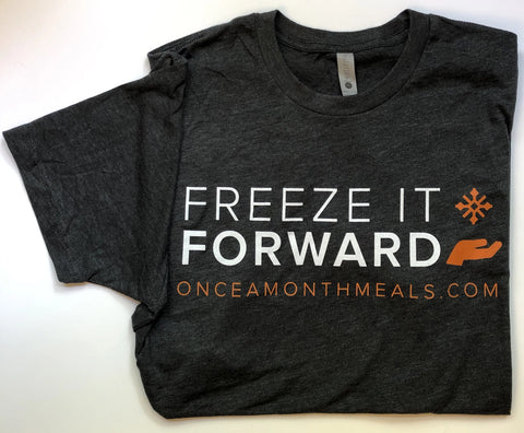 Freeze It Forward - Short Sleeve T-Shirt