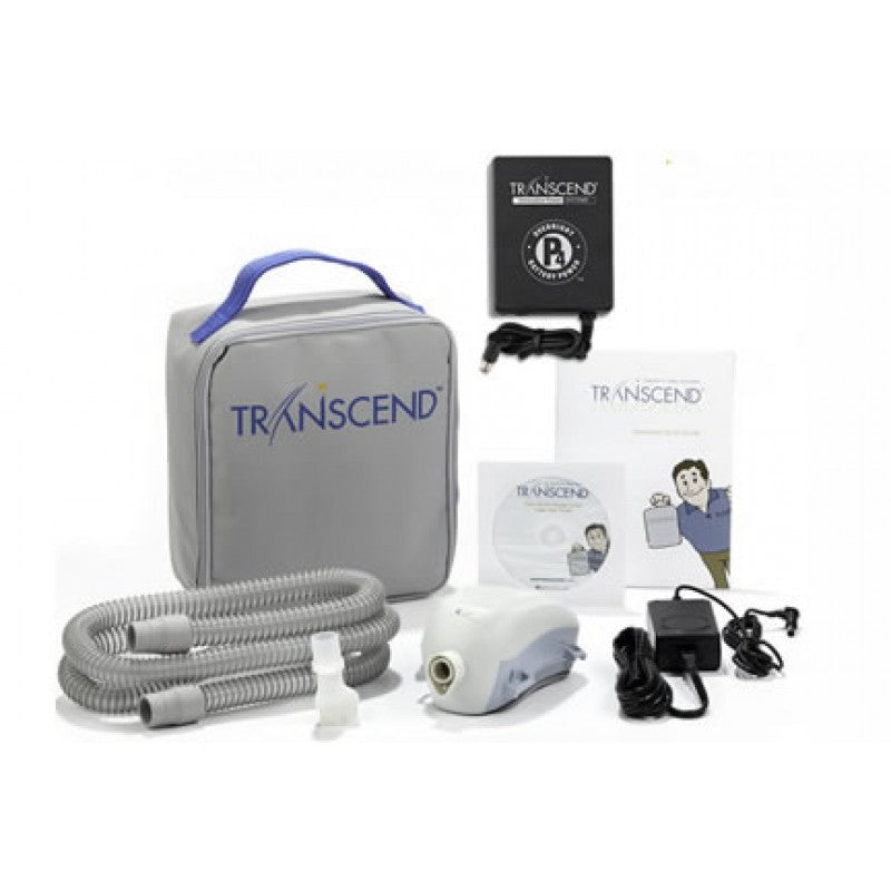 Transcend CPAP and P8 Battery