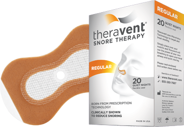 Theravent - Snoring Treatment (20pk) Regular