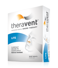Load image into Gallery viewer, Theravent - Snoring Treatment (120pk) LITE
