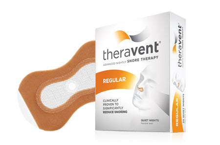 Theravent - Snoring Treatment (180pk) Regular