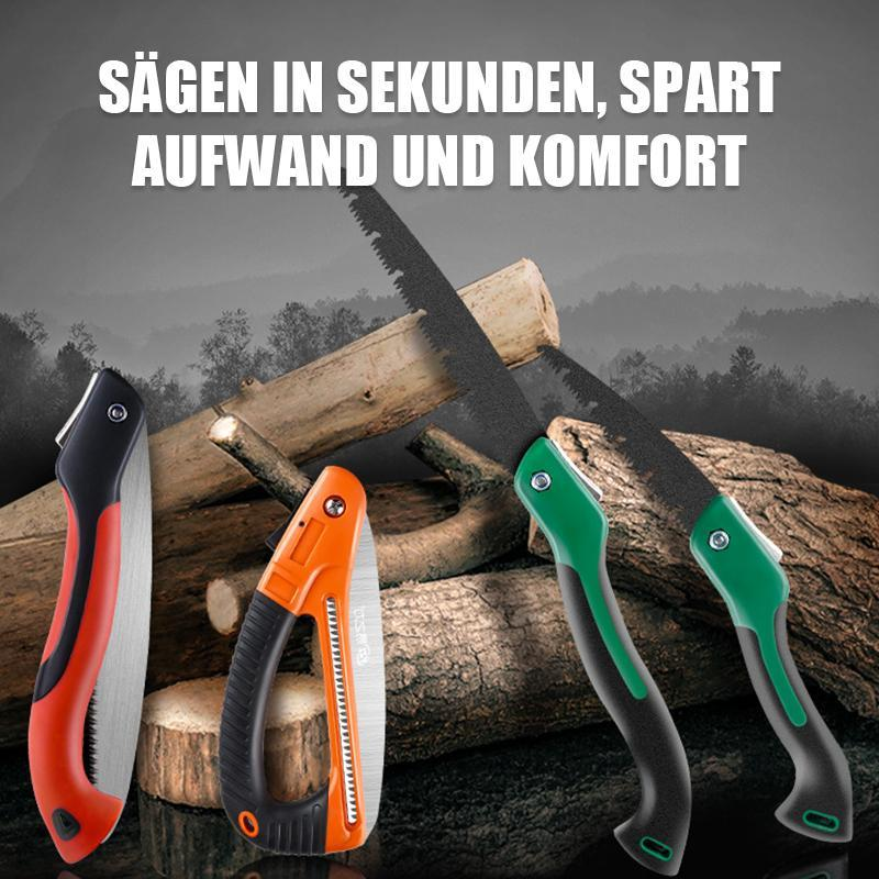 Rothause™ Faltbare multifunktionale Holzbearbeitungssäge