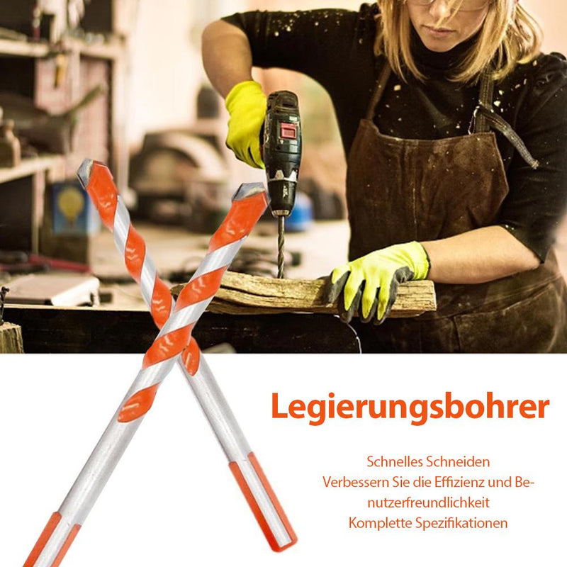 Rothause™ Professional Mehrzweck Bohrer Set - rothause