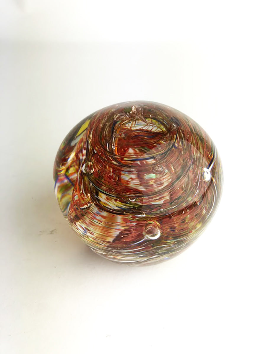 Warm Colors Multicolor Paperweight (3GR1020)
