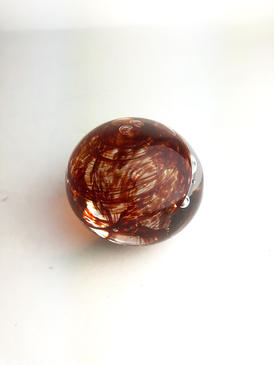 Red Paperweight (3GR1120)
