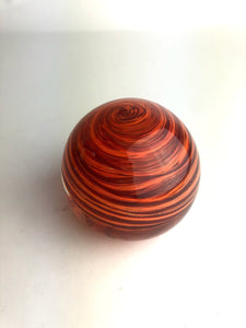 Red and Orange Paperweight(3GR1020)