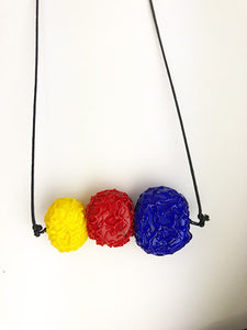 Primary Color Necklace (8PAZ317)