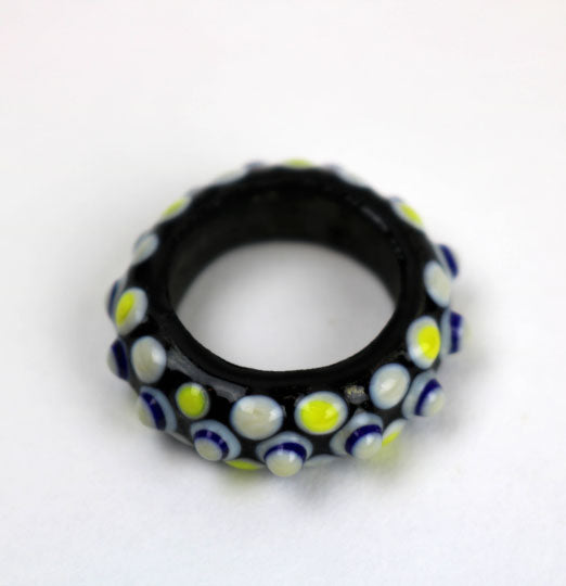 Dark Pop Ring