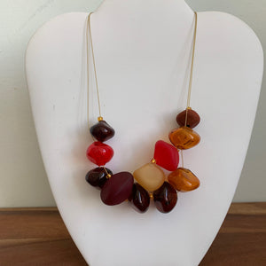 Deep Red - GlassRoots Signature Necklace