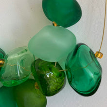 Load image into Gallery viewer, Greens - GlassRoots Signature Necklace