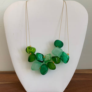 Greens - GlassRoots Signature Necklace
