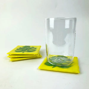 Banana Leaf Coaster
