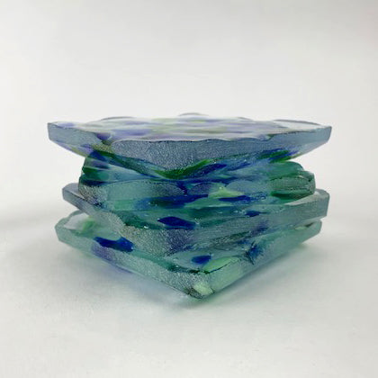 Recycled Glass Coaster