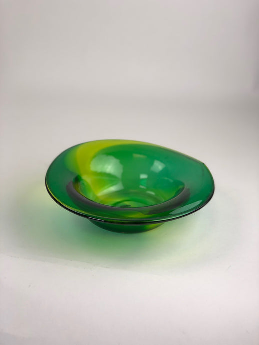 Green Bowl by Charlie Willis