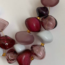 Load image into Gallery viewer, Maroon - GlassRoots Signature Necklace