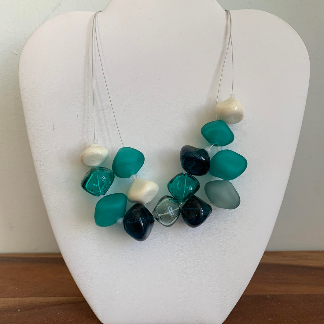 Teal - GlassRoots Signature Necklace