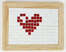 Load image into Gallery viewer, GlassRoots At Home Kit  Heart Design