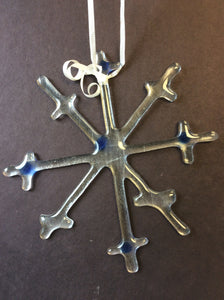 Snowflake Ornament (8GR2520)