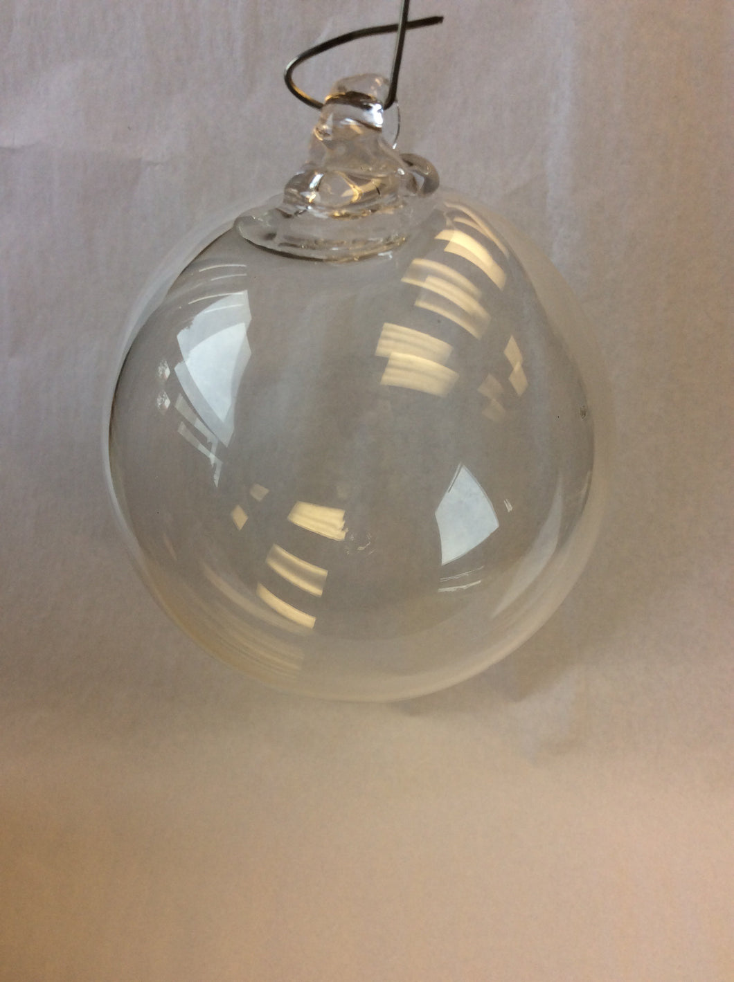 Clear Ornament (8GR2920)