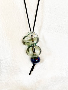 Hollow Beads Adjustable Necklace (4LT320)