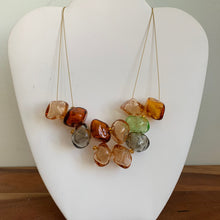 Load image into Gallery viewer, Transparent - GlassRoots Signature Necklace