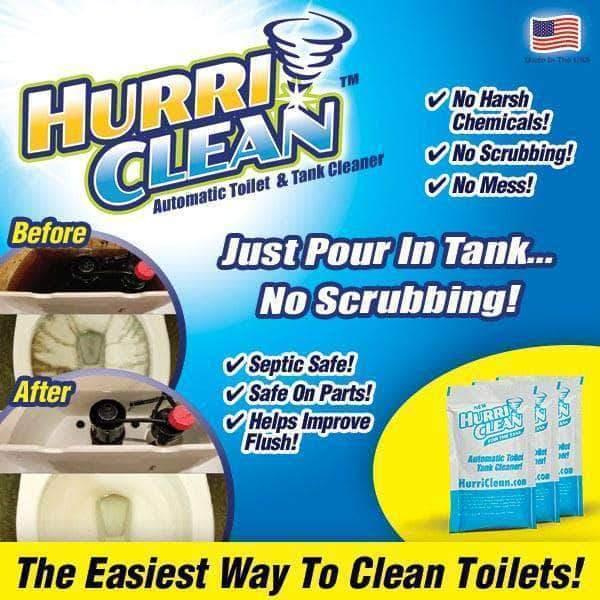 HurriClean™ Toilet Tank Cleaner- [variant_title]