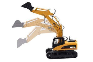 1/14 Alloy RC Excavator RC Car- [variant_title]