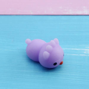 Squishies | Silly MOCHI Squishable Animals- Purply