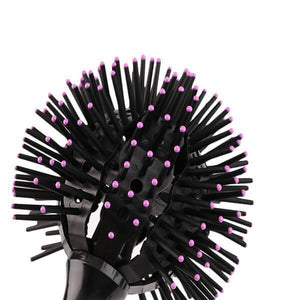 3D Round Hair Brush | Bomb Curl Detangeling Hair Comb- [variant_title]