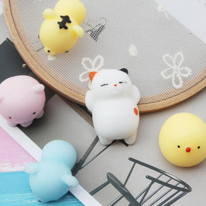 Squishies | Silly MOCHI Squishable Animals- [variant_title]