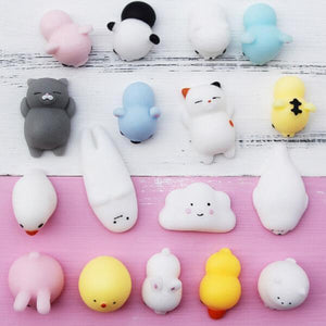 Squishies | Silly MOCHI Squishable Animals- Pick Your Squishy