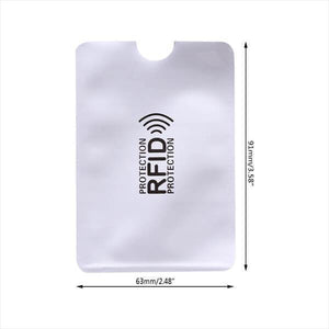 RFID Blocking Wallet | Credit Card Protector- [variant_title]