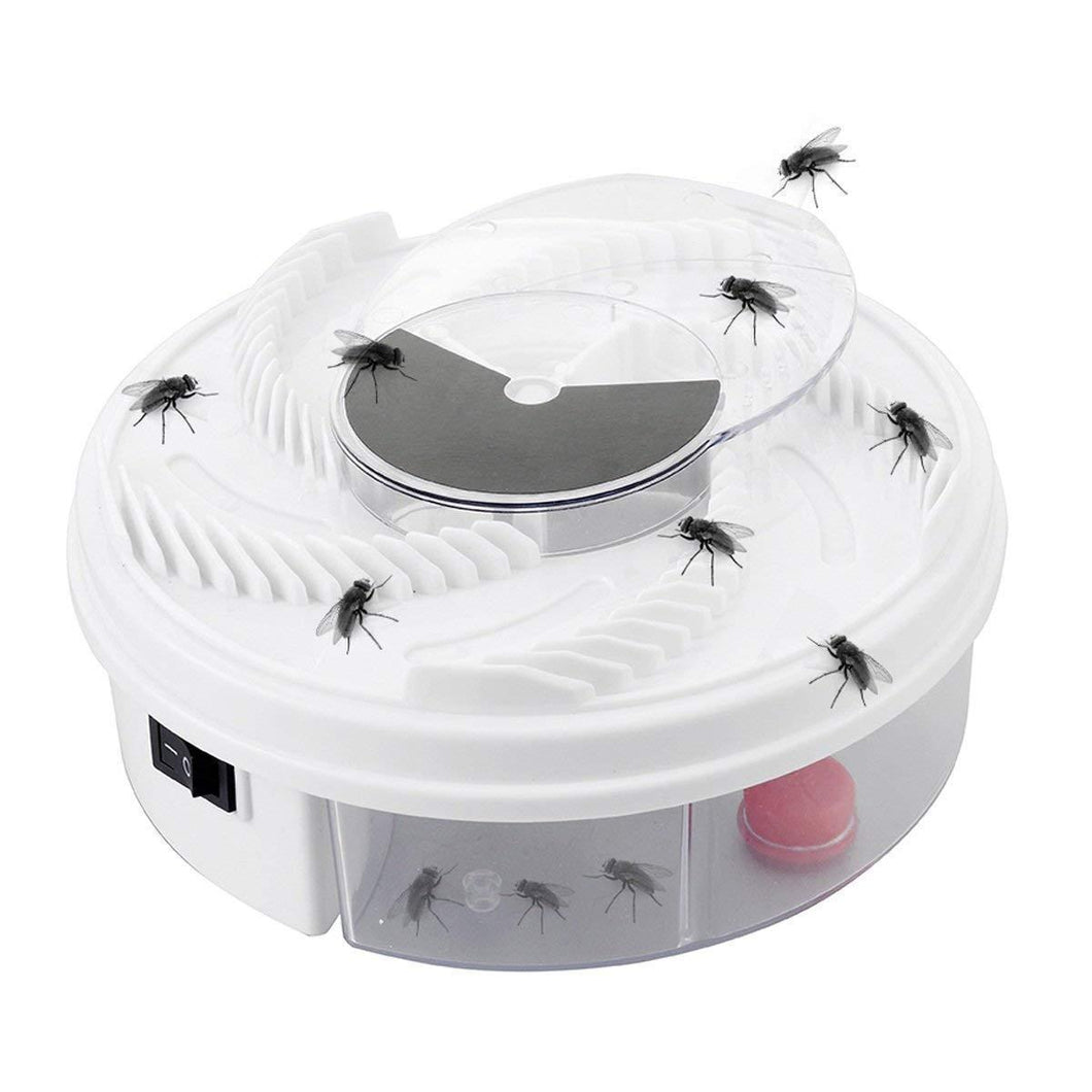 Electric Fly Trap Device | Rotating Electronic House Fly Trap- [variant_title]
