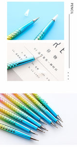 1Pcs Creative Stationery Mermaid Ballpoint Pen Cute Signature Pen High-quality Gift Pen Office Student Supplies