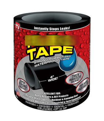 1.52m Super Strong  Flex TAPE Waterproof Tape Stop Leak Seal Repair Tape Performance Self Tape Fiberfix Adhesive Tape PE tube PVC etc