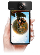 Load image into Gallery viewer, 360-Degree Panoramic Lens- iPhone 7plus/8plus