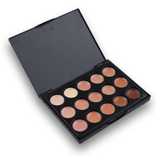Load image into Gallery viewer, 15 Colors Concealer Makeup Palette | Face Makeup Palette- [variant_title]