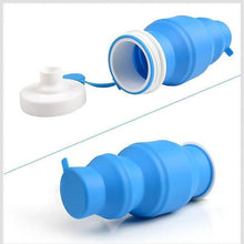 Load image into Gallery viewer, Collapsible Water Bottle | Travel Foldable Water Bottle- [variant_title]