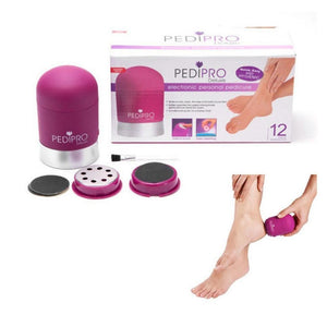 PEDIPRO™ | Electric Foot File Pedicure | Dead Skin Foot Callus Remover- [variant_title]