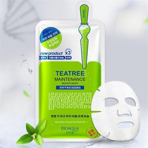 Natural Essence Collagen Face Mask | Oil Control Moisturizing Face Mask- [variant_title]