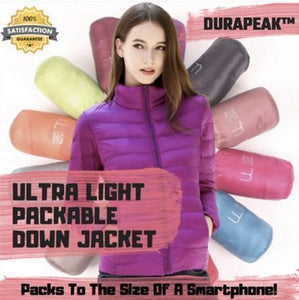 DuraPeak™ Ultra Light Packable Down Jacket- [variant_title]